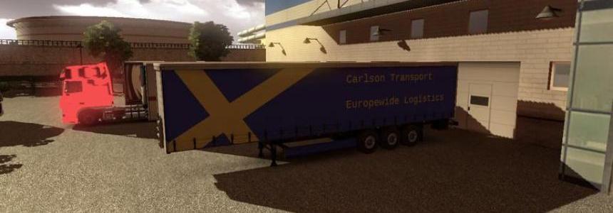 Engelsk Svensk transport v1.0