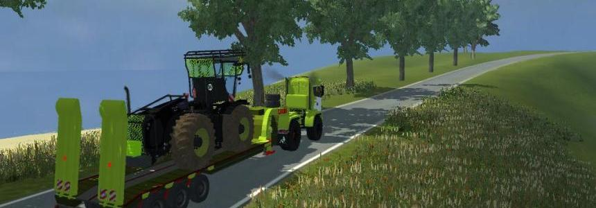 ENSEMBLE TRUCK + SEMI CLAAS V1.0