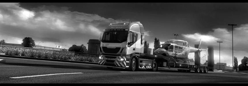 ETS2 1.12 Update retail edition is available now
