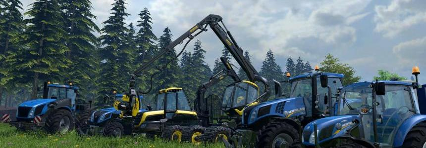 Farming Simulator 15 – Reveal Trailer!
