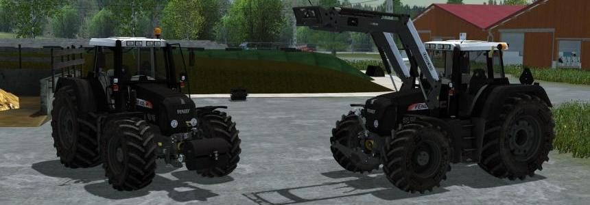 Fendt 820 Black Beauty v4