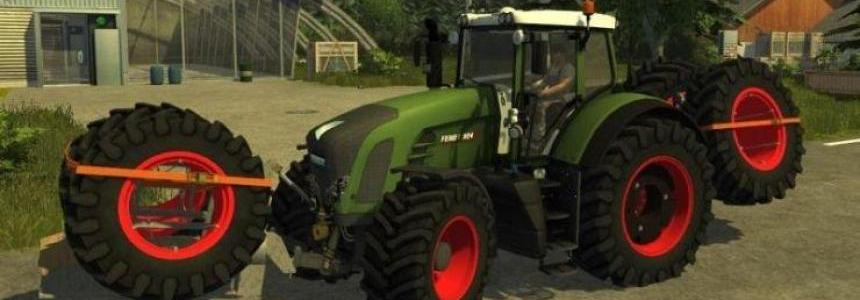 FENDT 924 VARIO TMS MR