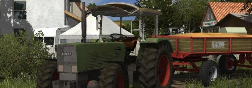Fendt Favorit 4S v1.0 ohne MR