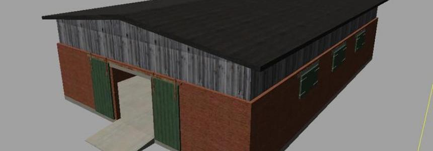 Fertilizer shed v1.0