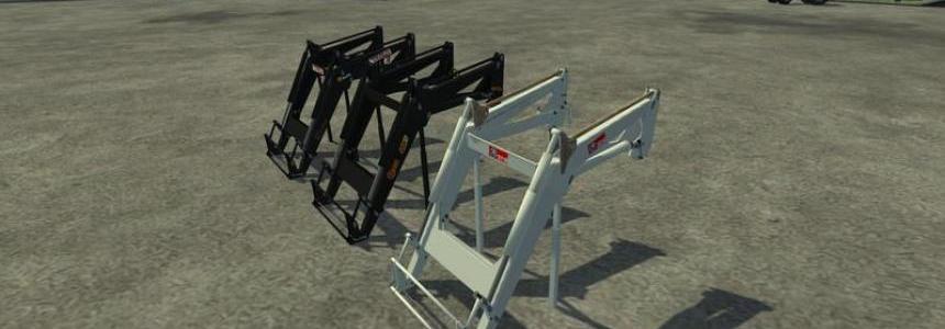 Front loaders v1.0
