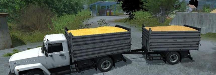 GAZ SAZ-35071 + SAZ-83173 v2.0