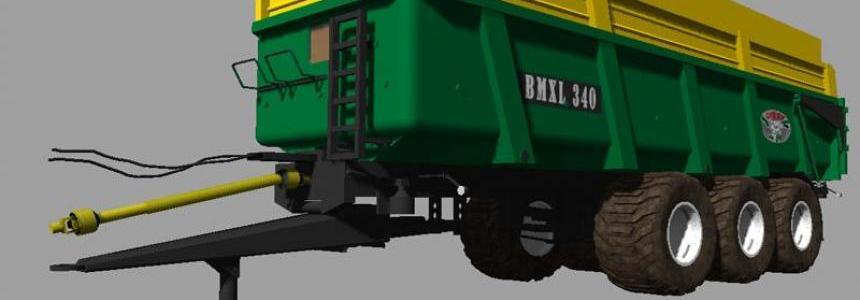 GYRAX BMXL 340 DV v1.0