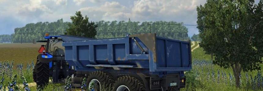 Hilken HI2250SMK v1.1 blue