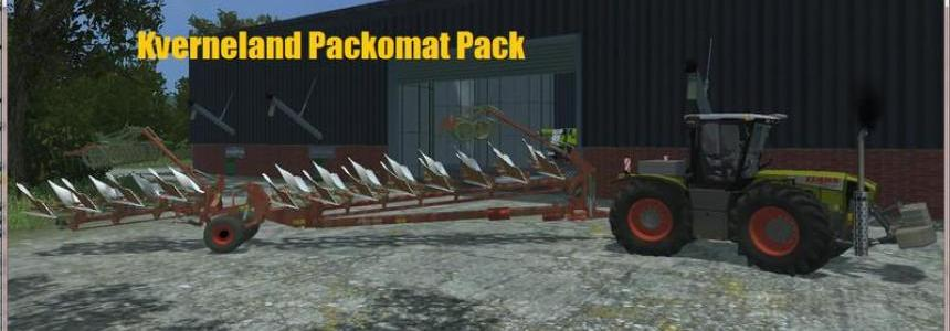Kverneland plow Pack PW RW Packomat v5.99 Beta