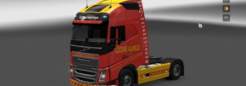 Looms Almelo skin for Volvo FH