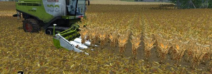 Maize textures v1.0