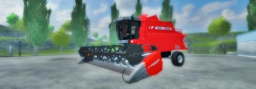 Massey Ferguson 34 Advanced v1.0