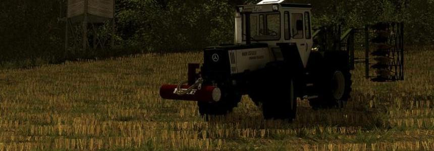MB Trac Silver Thistle texture v1.0