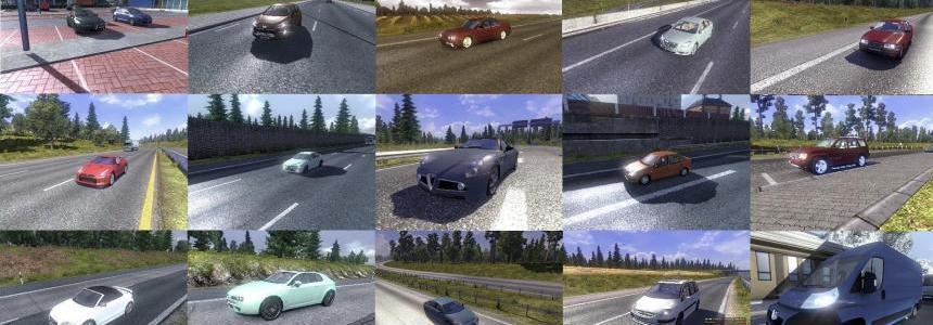 Mega AI Traffic Mod v3.9