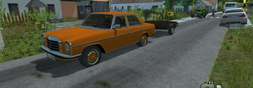 Mercedes Benz 220D v1.1 MR
