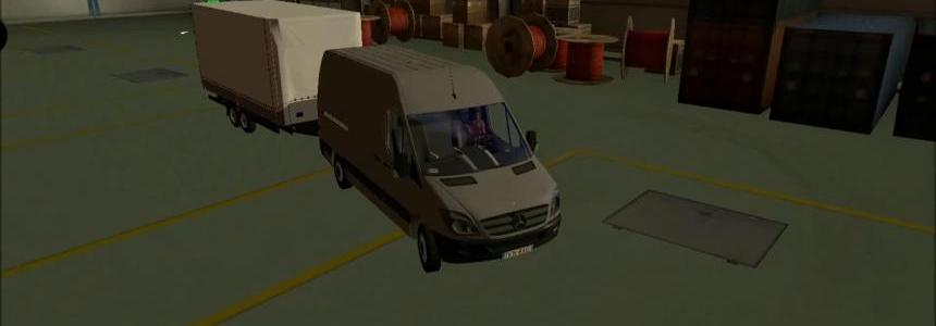 Mercedes Benz Sprinter V2.0