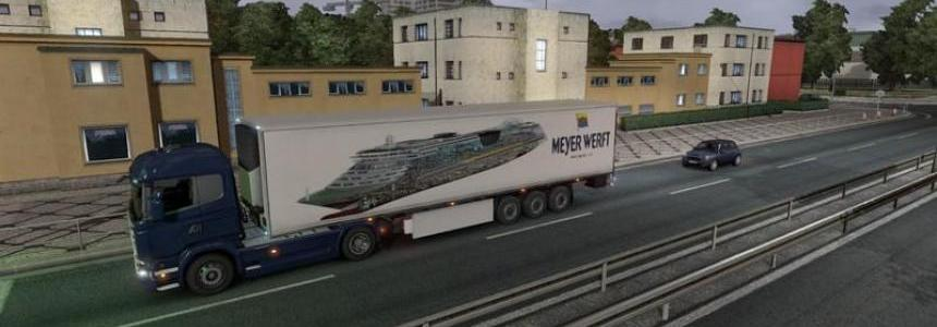 Meyer Werft Trailer v1.0