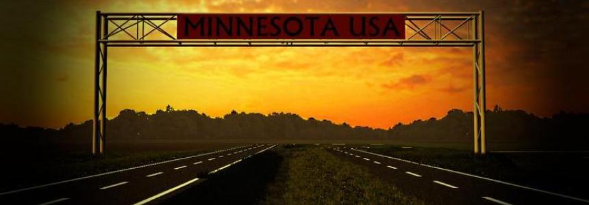Minnesota Map v1.0