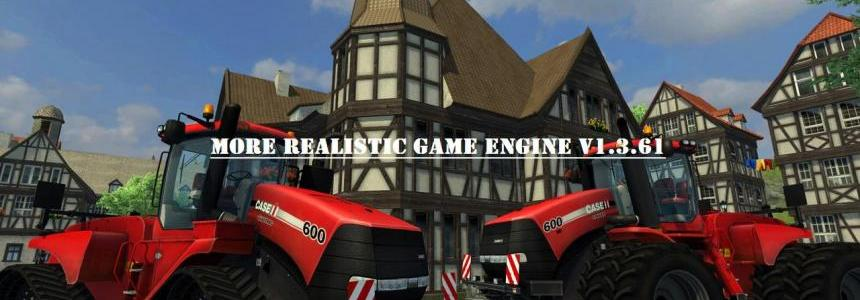 MORE REALISTIC GAME ENGINE V1.3.61