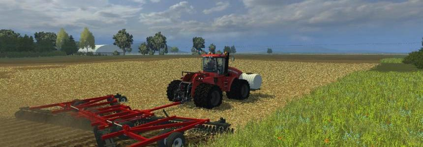 MR CaseIH Wing Disk Pack