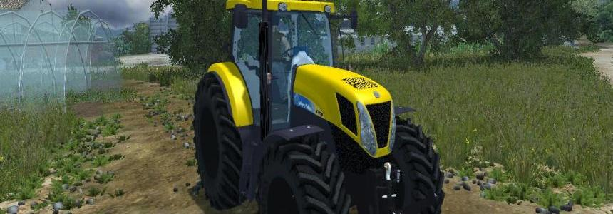 New Holland T7030 [MP] Beta