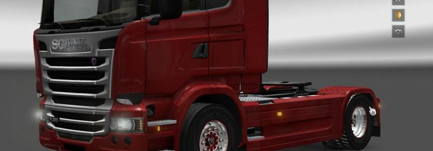 New Scania Wheels