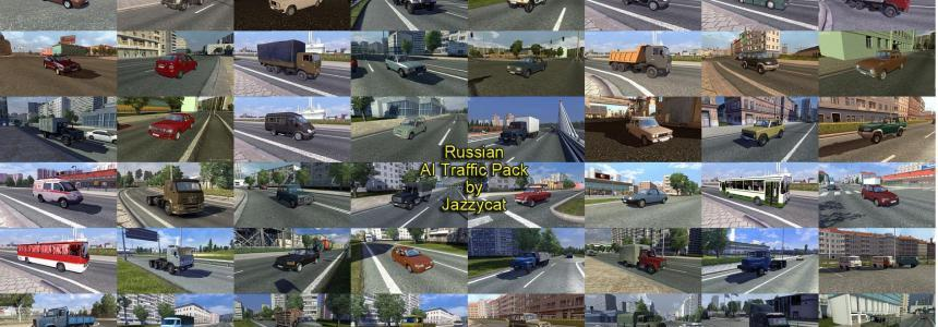 Russian Traffic Pack by Jazzycat v1.0.2