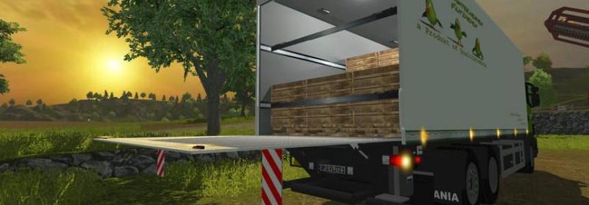 Scania P420 Kuhlaufbau v1.1 fix