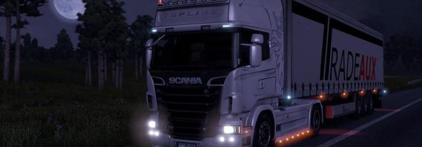 Scania R series v2.0