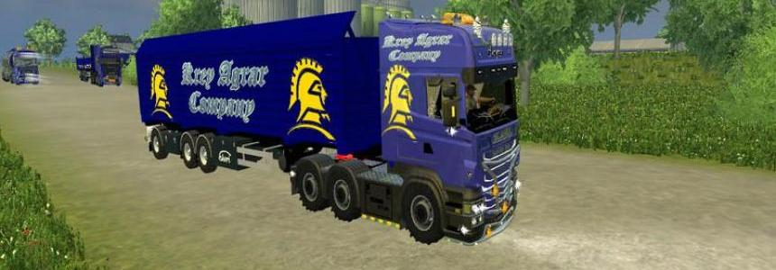 Scania R629 Shogun v1.0