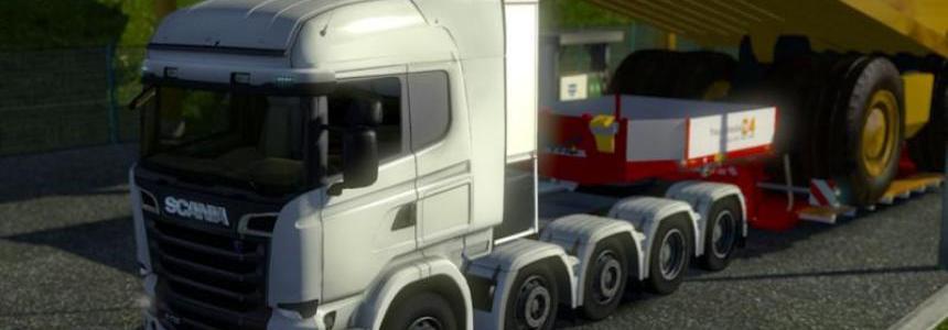 Scania Streamline 10x4 v1.1