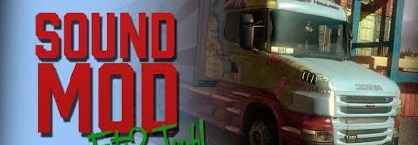 Scania T Cab V8 Sound Mod *UPDATED*