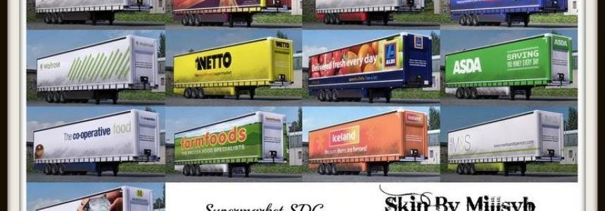 SDC Supermarket Trailer v2.0