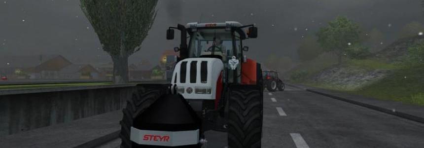 Steyr 1000kg weight v1.0