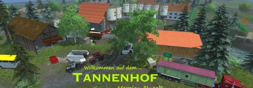 Tannenhof v2.31 Insel