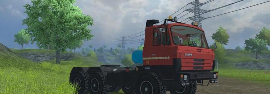 Tatra T815NTH 6 6 v1.0 MR