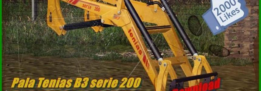 Tenias B3 Series 200 v1.0