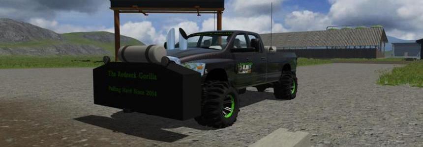 The Redneck Truck Pulling v1.0