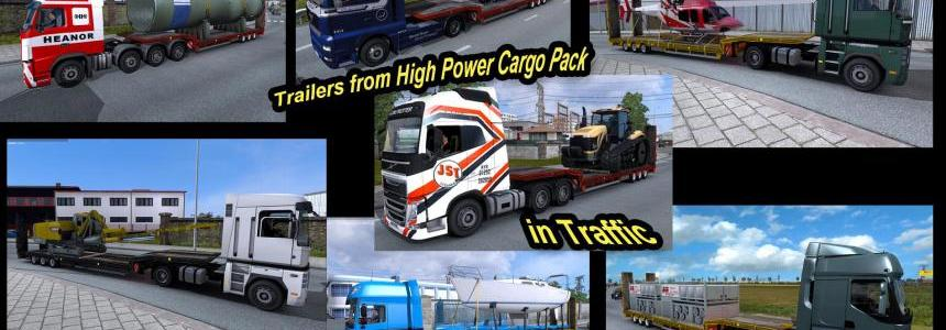 Trailers from DLC High Power Cargo Pack in Traffic v1