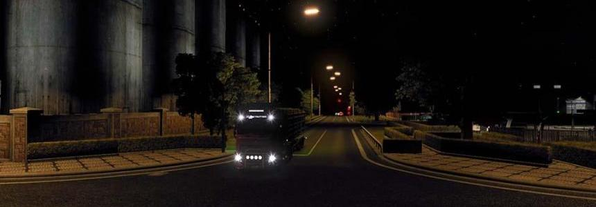TRUE Lights AI cars and Environment v5.6