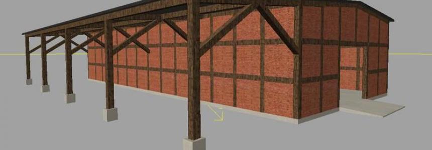 Tudor Barn v1.0