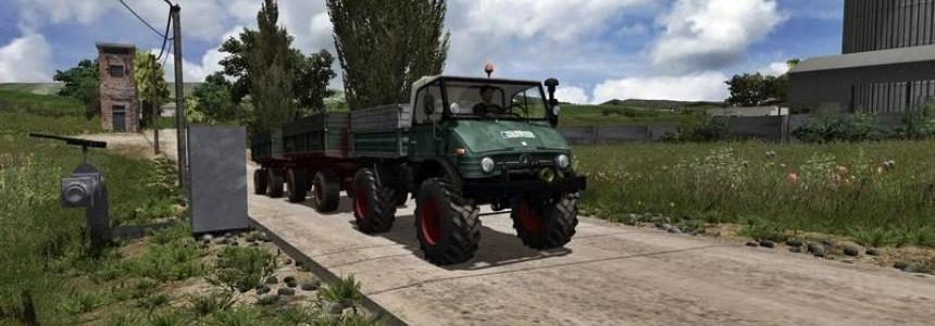Unimog 84 406 series construction v2.1.2 MR Forst