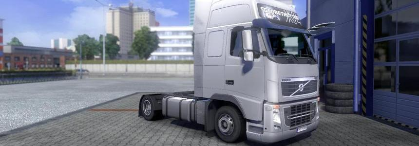 Volvo FH16 2009 Low Deck v1.0