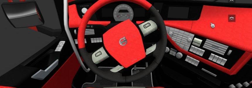 Volvo FH16 2012 Sport Interior