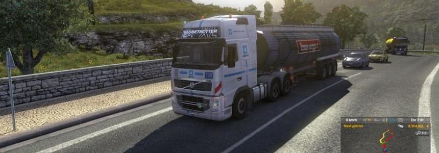 Volvo Maersk Logistic Group v1.0