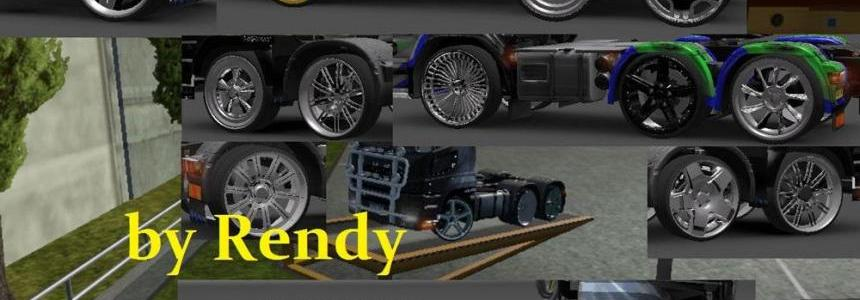 Wheels Pack v2.0