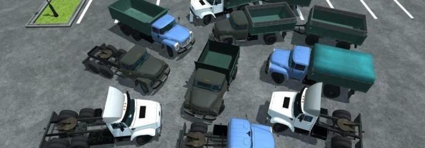 ZIL Truck Pack v3