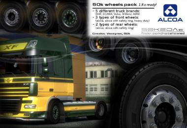 ALCOA Wheels Pack v1.0