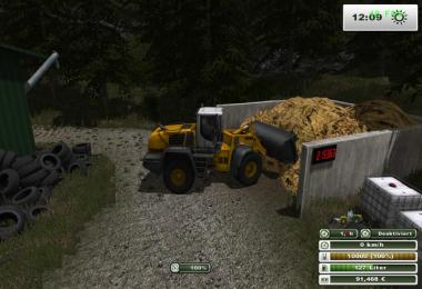 Dunghill with bales of crop adoption v1.1 fix