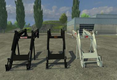 Front loaders Pack Part 3 v1
